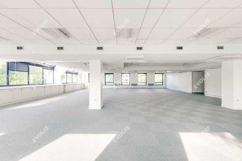 Bureaux - A LOUER - 401 m² non divisibles 4010 92160 Antony