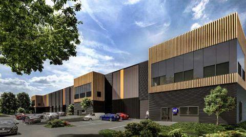 Dernier lot disponible - 1705 m² non divisibles 2318800 95380 Louvres