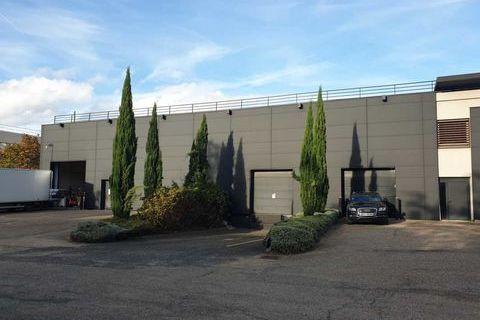 Locaux d'activité - A VENDRE - 4300 m² non divisibles 12000010 92230 Gennevilliers