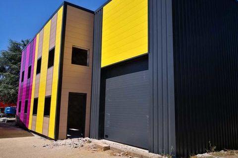 Locaux d'activités neufs - 2273 m² divisibles à partir de 150 m² 20168 91610 Ballancourt sur essonne