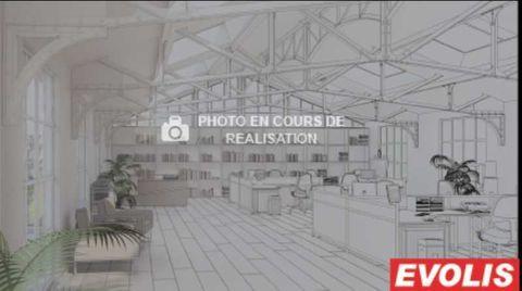Locaux d'activité - A LOUER - 515 m² non divisibles 5248 95870 Bezons