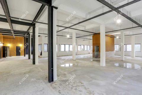 Bureaux - A VENDRE - 1678 m² divisibles à partir de 180 m² 8197692 92240 Malakoff
