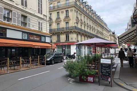 Locaux commerciaux - CESSION DE FONDS - 55 m² non divisibles 0 75009 Paris