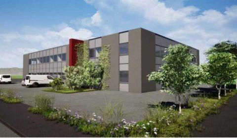 Bureaux - A VENDRE - 1500 m² non divisibles 1300005 91520 Egly