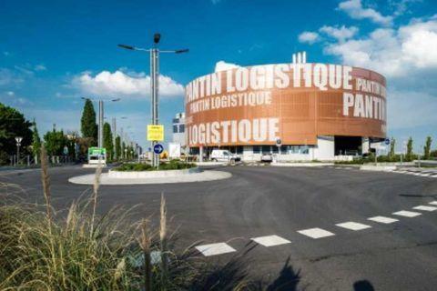 Idéal stockage - 3173 m² non divisibles 19831 93500 Pantin