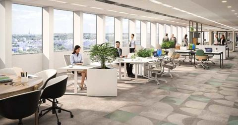 Campus mutliservices - La Défense - 6310 m² divisibles à partir de 496 m² 184063 92800 Puteaux