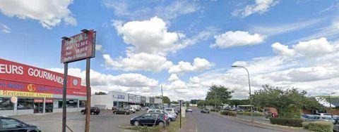 Locaux commerciaux - A LOUER - 2000 m² divisibles à partir de 1500 m² 21660 95140 Garges les gonesse