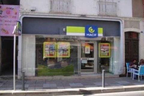 Locaux commerciaux - A VENDRE - 100 m² non divisibles 60000 34600 Bedarieux