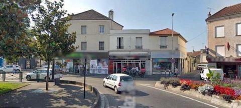 Locaux commerciaux - CESSION DE FONDS - 79 m² non divisibles 0 93270 Sevran