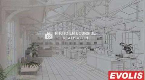 Locaux commerciaux - A LOUER - 117 m² non divisibles 2437 33300 Bordeaux