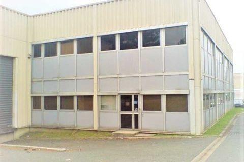 Bureaux - A LOUER - 180 m² non divisibles 2596 93600 Aulnay sous bois