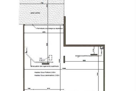 Locaux commerciaux - A LOUER - 204 m² non divisibles 2938 78210 Saint cyr l'ecole