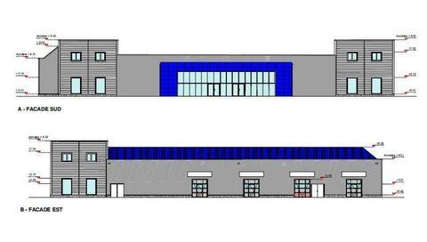 Locaux commerciaux - A VENDRE - 1465 m² divisibles à partir de 721 m² 1978965 91220 Bretigny sur orge