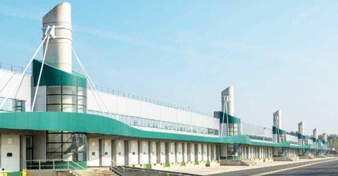 Entrepôts - A LOUER - 12940 m² divisibles à partir de 5920 m² 140140 93600 Aulnay sous bois