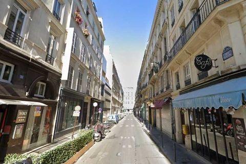 Locaux commerciaux - A LOUER - 37 m² non divisibles 1342 75009 Paris