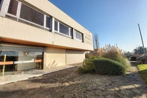 Bureaux - A LOUER - 48 m² non divisibles 396 91380 Chilly mazarin