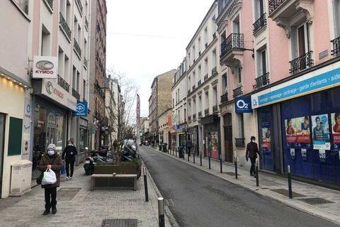 Locaux commerciaux - VENTE DE MURS OCCUPES - 53.4 m² non divisibles 244000 92270 Bois colombes