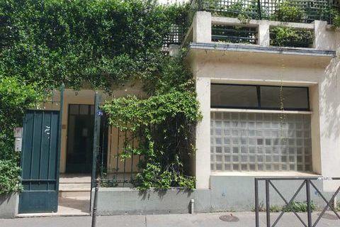 Bureaux - A LOUER - 82 m² non divisibles 2963 75016 Paris