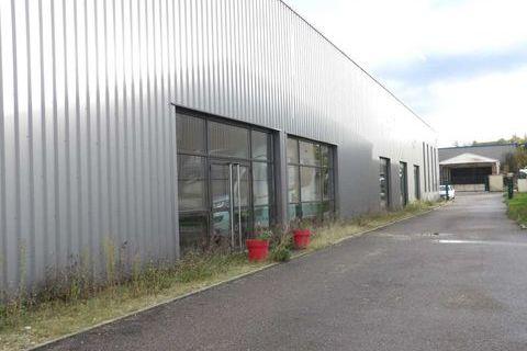 Locaux d'activité - A LOUER - 1270 m² divisibles à partir de 550 m² 12497 78410 Bouafle