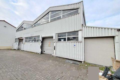 Locaux d'activité - A VENDRE - 1200 m² non divisibles 2000004 94800 Villejuif