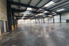 Entrepôts - A VENDRE - 1371 m² non divisibles 1800000 78410 Aubergenville
