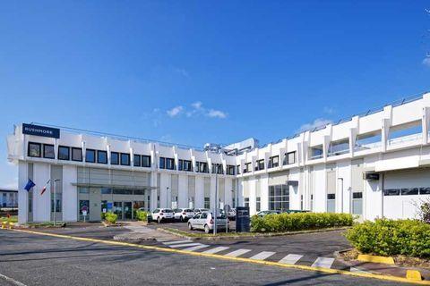 Locaux d'activité - A LOUER - 376 m² non divisibles 2038 91080 Courcouronnes