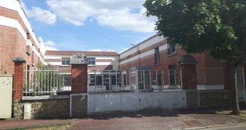 Activités et Bureaux - A VENDRE - 2393 m² non divisibles 2375005 78410 Aubergenville