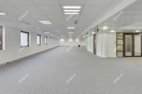 Bureaux - A VENDRE - 610 m² non divisibles 4470001 92300 Levallois perret