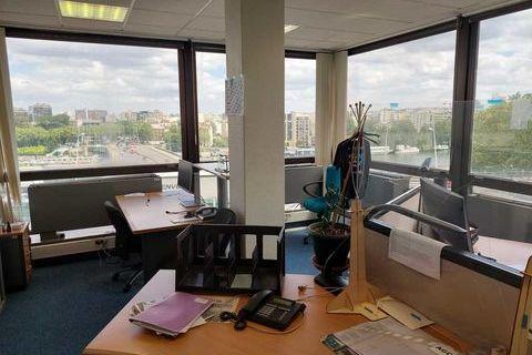 Bureaux - A LOUER - 369 m² non divisibles 6919 92210 Saint cloud