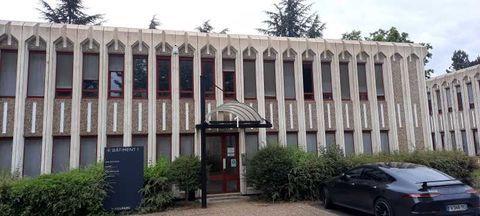 Bureaux - A VENDRE - 105 m² non divisibles 147000 91940 Les ulis