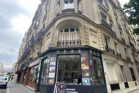Bureaux et Locaux commerciaux - A LOUER - 55 m² non divisibles 2500 75015 Paris