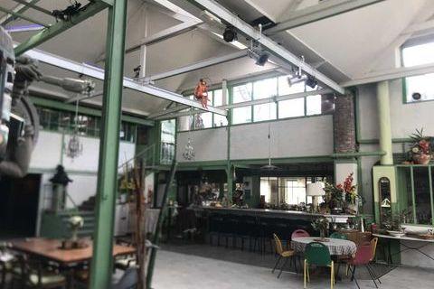 Locaux d'activité - A VENDRE - 988 m² non divisibles 675002 78270 Bonnieres sur seine