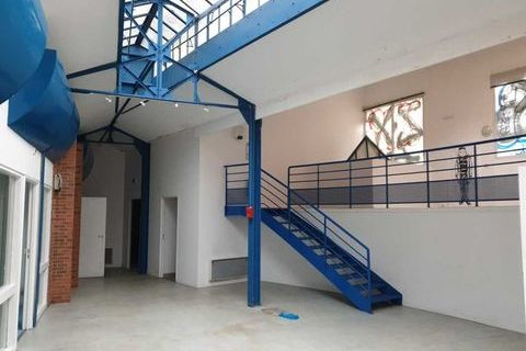 Bureaux - A VENDRE - 378 m² non divisibles 1195002 92110 Clichy