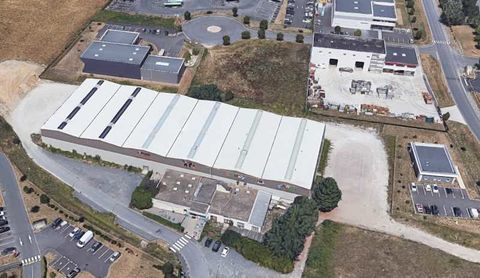 Locaux d'activité - A VENDRE OU A LOUER - 4 529 m² non divisibles 3000010 91070 Bondoufle