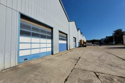 Locaux d'activité - A LOUER - 7020 m² divisibles à partir de 500 m² 50895 91100 Corbeil essonnes