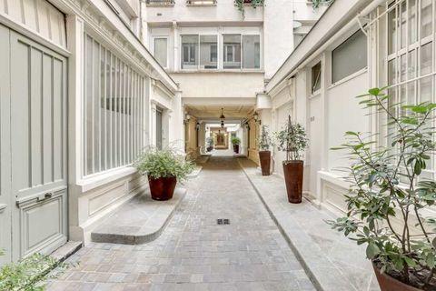 Bureaux - A VENDRE - 328 m² non divisibles 2226000 75009 Paris