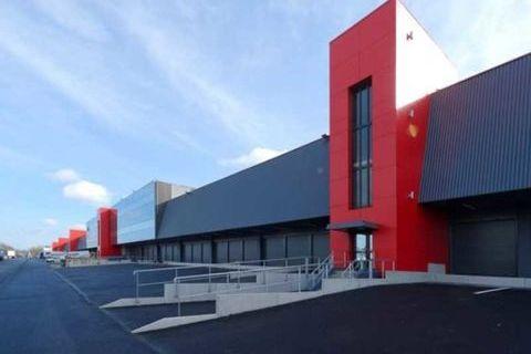 Entrepôts - A LOUER - 9593 m² divisibles à partir de 3208 m² 71948 93150 Le blanc mesnil