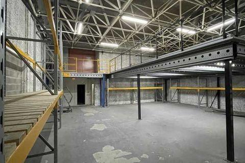 Locaux d'activité - A VENDRE - 389 m² non divisibles 899998 92800 Puteaux