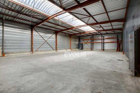 Locaux d'activité - A VENDRE - 1121 m² non divisibles 1275003 91070 Bondoufle