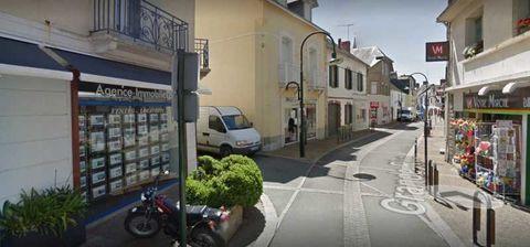 Locaux commerciaux - CESSION DE FONDS - 190 m² non divisibles 0 44510 Le pouliguen