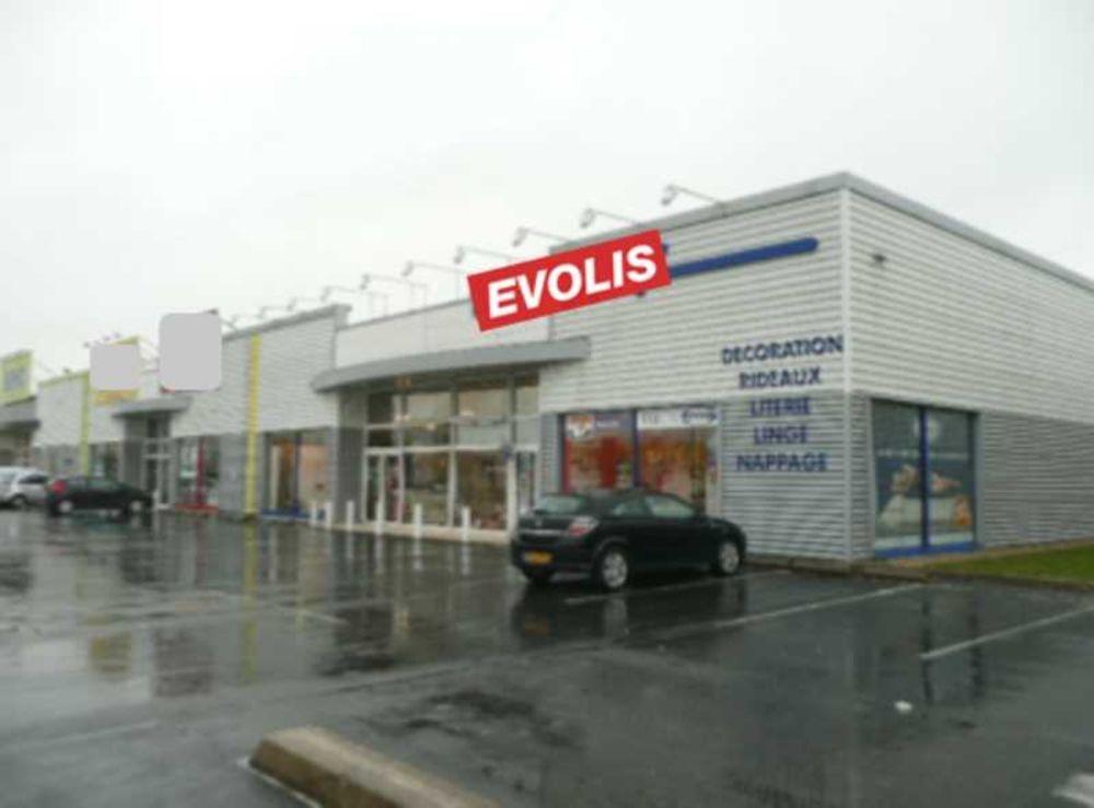 Locaux commerciaux - A LOUER - 700 m² non divisibles