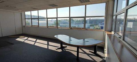 Bureaux - A LOUER - 78 m² non divisibles 691 95870 Bezons