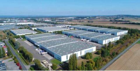Entrepôts - A LOUER - 23450 m² divisibles à partir de 4982 m² 103649 95670 Marly la ville