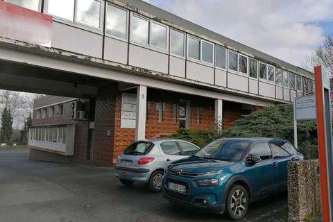 Bureaux - A LOUER - 90 m² non divisibles 750 91430 Igny