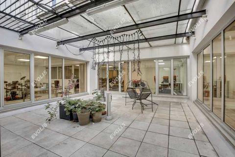 Bureaux - A VENDRE - 350 m² non divisibles 1085000 92150 Suresnes