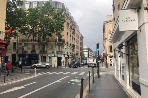 Locaux commerciaux - A LOUER - 55 m² non divisibles 3334 92100 Boulogne billancourt