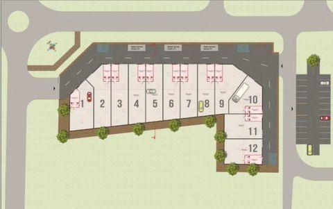 Locaux d'activité - A VENDRE - 629 m² divisibles à partir de 198 m² 1100751 95610 Eragny