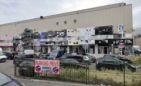 Locaux commerciaux - CESSION DE FONDS - 800 m² divisibles à partir de 100 m² 0 93300 Aubervilliers