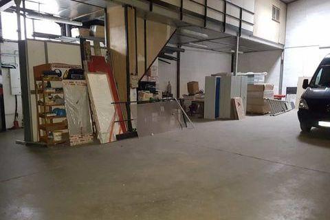 Locaux d'activité - A LOUER - 182 m² non divisibles 1744 93430 Villetaneuse