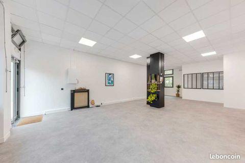 Bureaux - A VENDRE - 92 m² non divisibles 790000 92300 Levallois perret